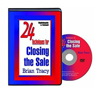 24 Techniques for Closing the Sale