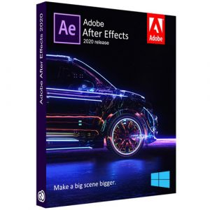 Adobe After Effects 2020 Final for Windows