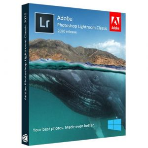 Adobe Lightroom Classic CC 2020 for Windows