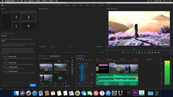 Adobe Premiere Pro CC 2019 for Mac