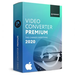 Movavi Video Converter 2020 Premium Mac