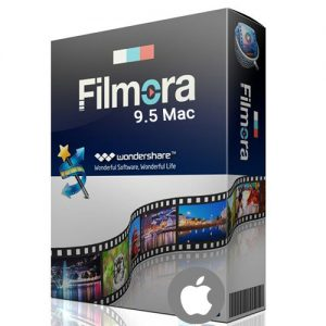 Wondershare Filmora 9.5 for Mac