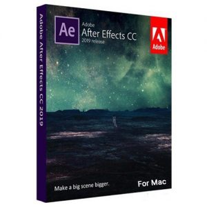 Adobe After Effects CC 2019 Mac