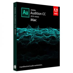 Adobe Audition CC 2019 for Mac