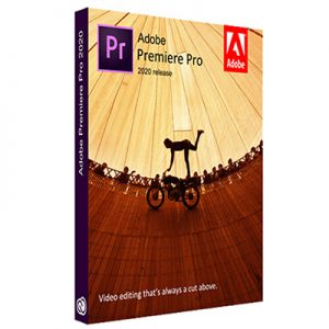 adobe premiere pro cc 2020 for Windows