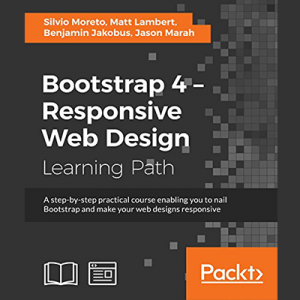 Bootstrap 4 Responsive Web Design