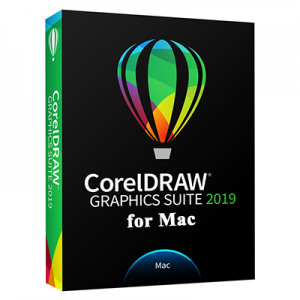 CorelDRAW Graphics 2019 Mac