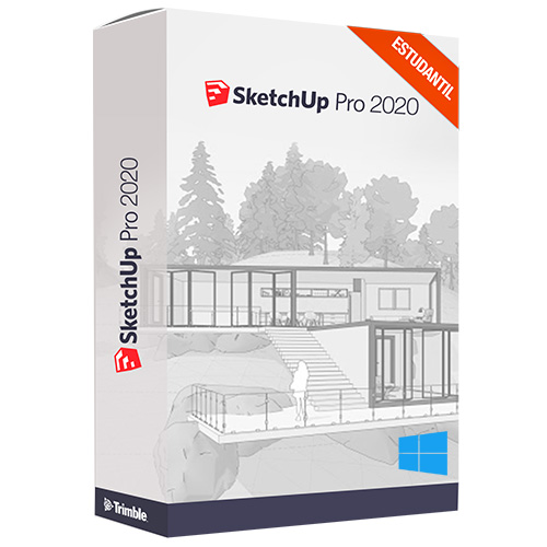 SketchUp Pro 2020 for Windows