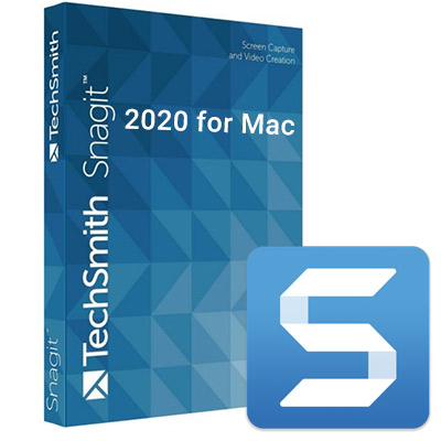 Snagit 2020 for Mac