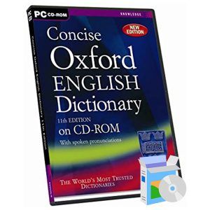 Concise Oxford English Dictionary: 11th Edition Revised
