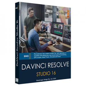 DaVinci Resolve Studio 16 Win