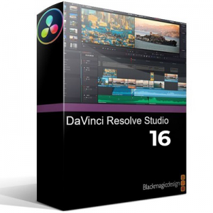 DaVinci Resolve Studio 16.2 Mac