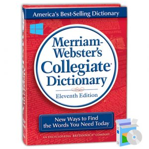 Merriam-Webster's Collegiate Dictionary for Windows