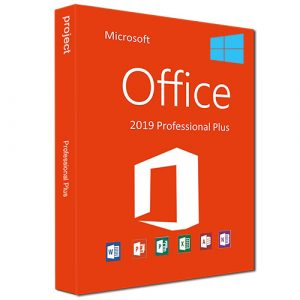 Microsoft Office 2019 Professional Plus Multilingual