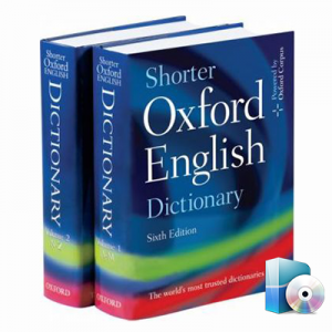 Shorter Oxford English Dictionary for Mac