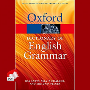 The Oxford Dictionary of English Grammar 2nd Edition