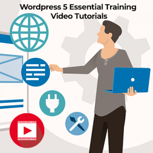 Wordpress 5 Essential Training Video Tutorials
