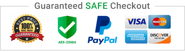 secure check out guarantee payment