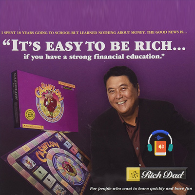 It's Easy to Be Rich ... If You Have a Strong Financial Education