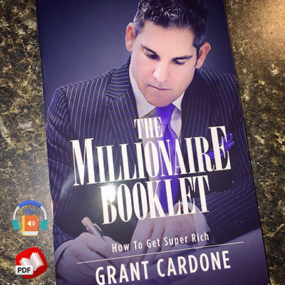 Millionaire Booklet How to Get Super Rich