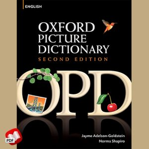 Oxford Picture Dictionary (Monolingual English) 2nd Edition