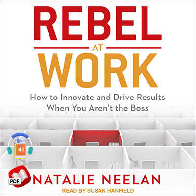 Rebel at Work: How to Innovate and Drive Results When You Aren't the Boss