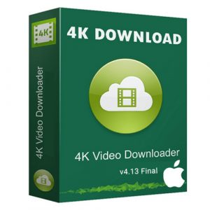 4K Video Downloader 4.13 Final for MacOs