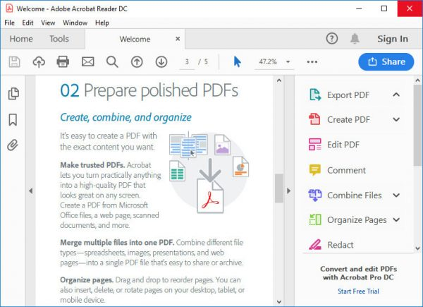 Adobe Acrobat Pro DC v2020 Final Version for Windows