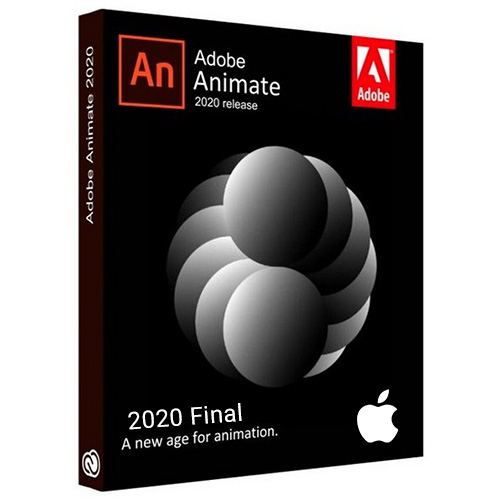 Adobe Animate 2020 Final Multilingual macOS