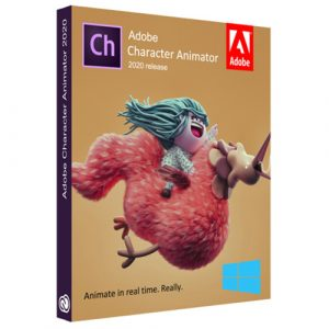Adobe Character Animator CC 2020 Multilingual