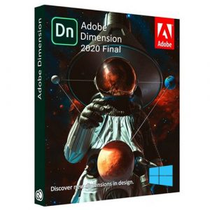 Adobe Dimension CC 2020 Final for Win