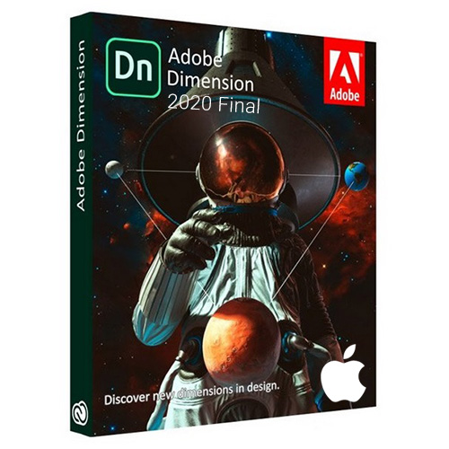 Adobe Dimension CC 2020 Full Version Final for Mac
