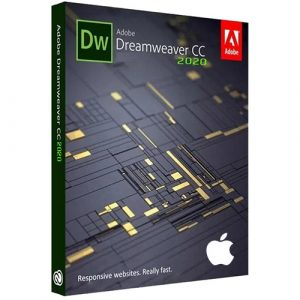 Adobe Dreamweaver 2020 Final for Mac