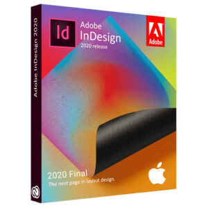 Adobe InDesign 2020 Final Multilingual macOS