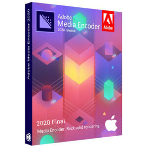 Adobe Media Encoder 2020 Final Multilingual macOS