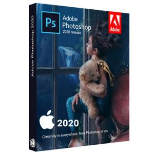 Adobe Photoshop 2020 Final Multilingual macOS
