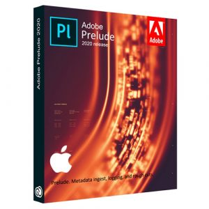 Adobe Prelude 2020 Final Version for macOS