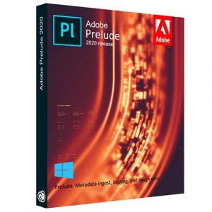 Adobe Prelude CC 2020 Final for Windows