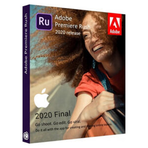 Adobe Premiere Rush 2020 Final Multilingual macOS