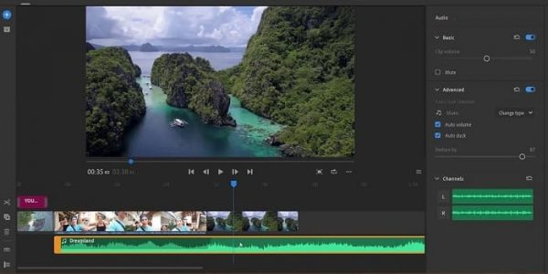 Adobe Premiere Rush CC 2020 Final for Windows