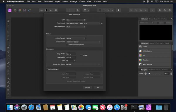 Affinity Photo 1.8.4 Final Multilingual macOS