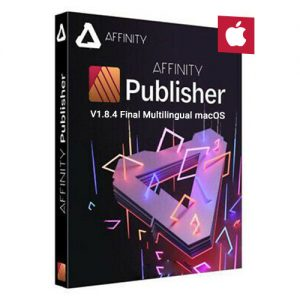 Affinity Publisher 1.8.4 Multilingual macOS
