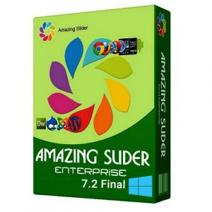 Amazing Slider Enterprise 7.2 Final for Win