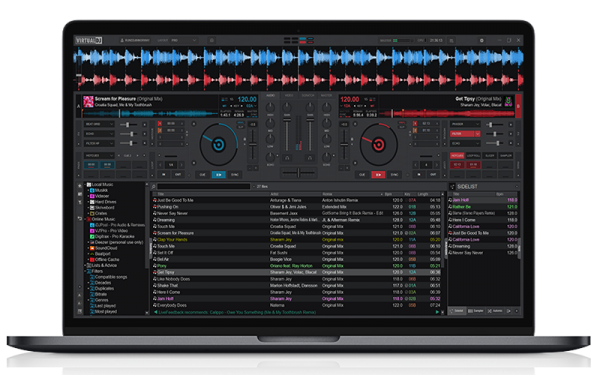 Atomix VirtualDJ Pro Infinity 8.3 Full for Mac