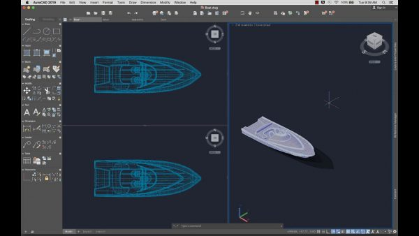 Autodesk AutoCAD 2019 Final for Mac