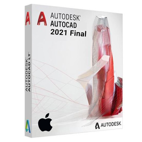 Autodesk AutoCAD 2021 Final for Mac