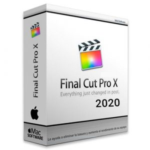 Final Cut Pro 2020 10.4 Final for Mac