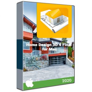 Home Design 3D 4.1.1 Final for Mac