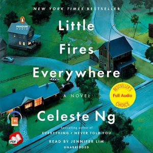 Little Fires Everywhere Novel by Celeste Ng