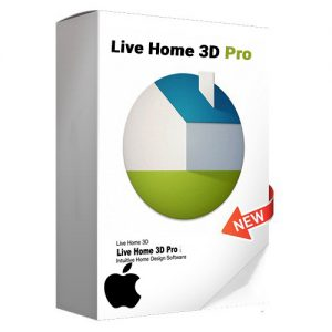 Live Home 3D Pro 3.8 Final Mac Full Version